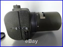 Ww2 Us Air Force Kodak K-24 Aerial Camera Aero-ektar F2.5 7in 178mm 5 X 5 Lens