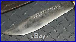Ww2 Wwii Collins 18 V44 V 44 Air Forces Usmc Survival Bowie Knife