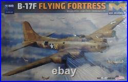 Wwii Usaf B-17f Memphis Belle Hk Models 148 Scale Plastic Model Airplane Kit