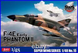 Zoukei Mura SWS48-10 F-4E Early Production Phantom II USAF 148 Model Kit